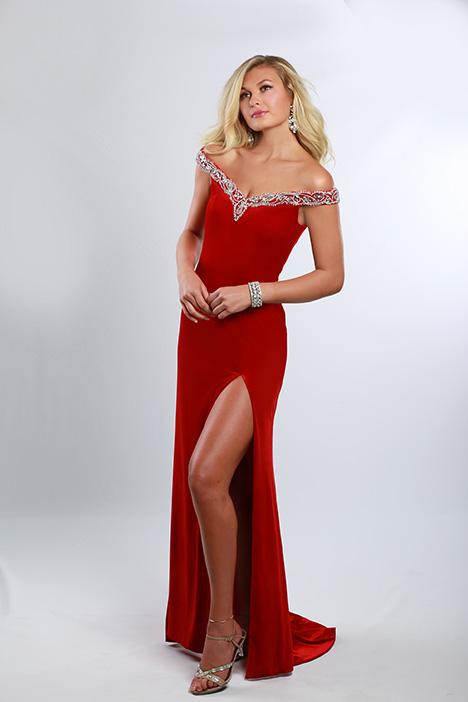 3416A Prom                                             dress by Ritzee Originals