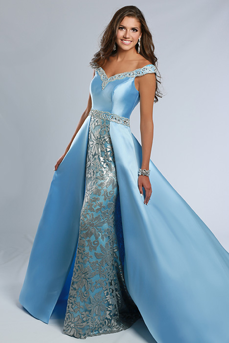 3417 Prom dress by Ritzee Originals