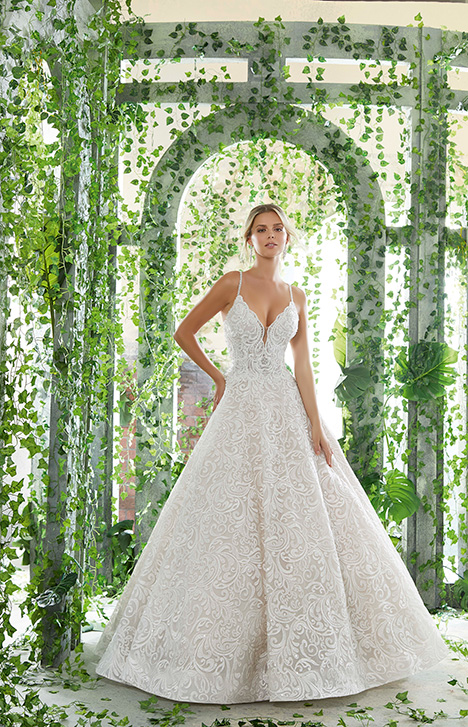 1725 Wedding                                          dress by Morilee AF Couture