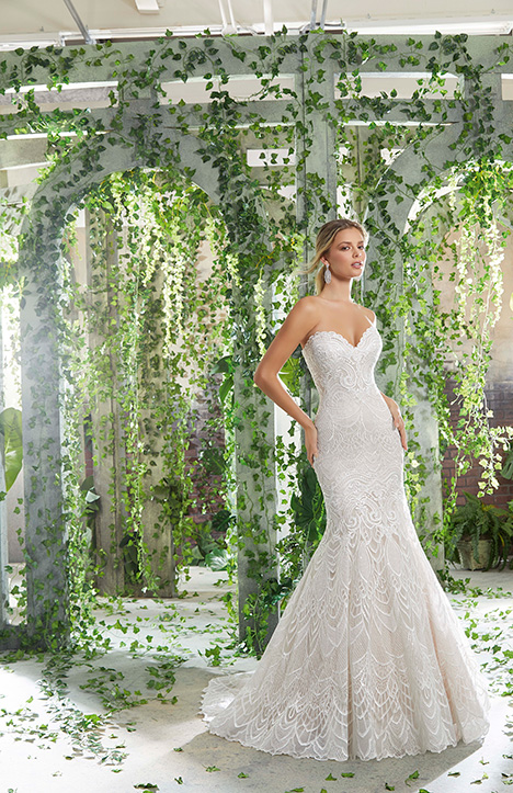 1726 Wedding                                          dress by Morilee AF Couture