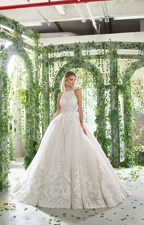 1728 Wedding                                          dress by Morilee AF Couture