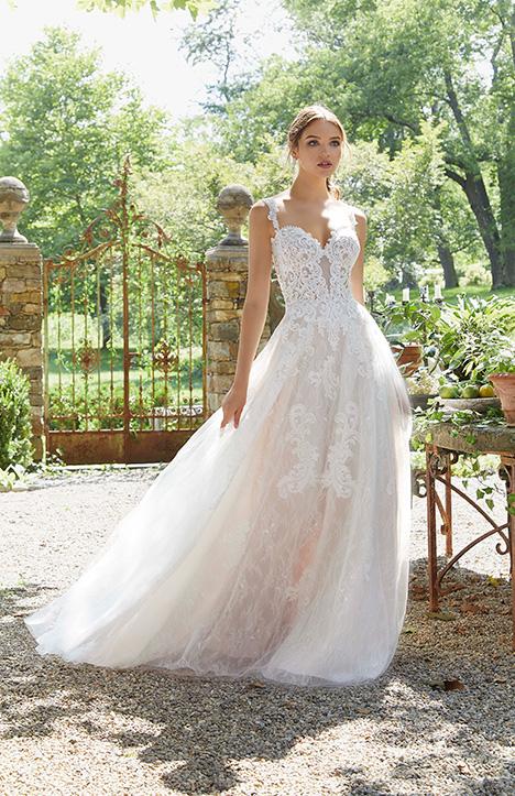 5701 Wedding                                          dress by Morilee Blu