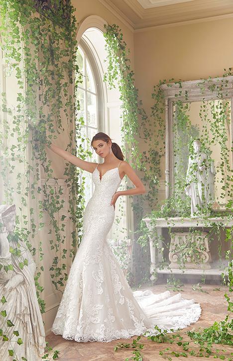 5702 Wedding                                          dress by Morilee Blu