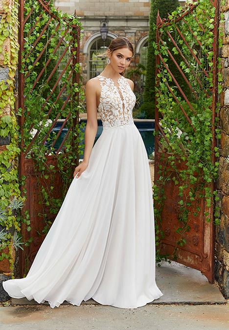 5703 Wedding                                          dress by Morilee Blu