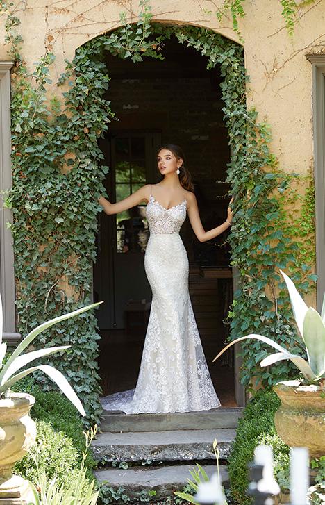 5704 Wedding                                          dress by Morilee Blu