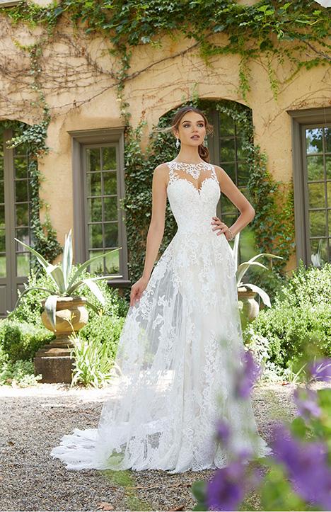5705 Wedding                                          dress by Morilee Blu