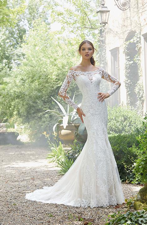 5709 Wedding                                          dress by Morilee Blu