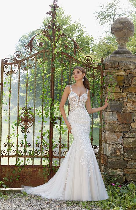 5710 Wedding                                          dress by Morilee Blu