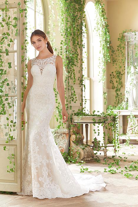 5711 Wedding                                          dress by Morilee Blu