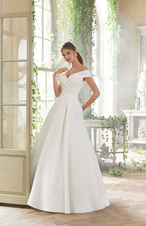 Style 5712 gown from the 2019 Morilee Blu collection, as seen on dressfinder.ca