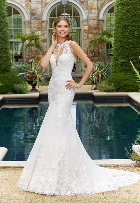 5713 Wedding                                          dress by Morilee Blu