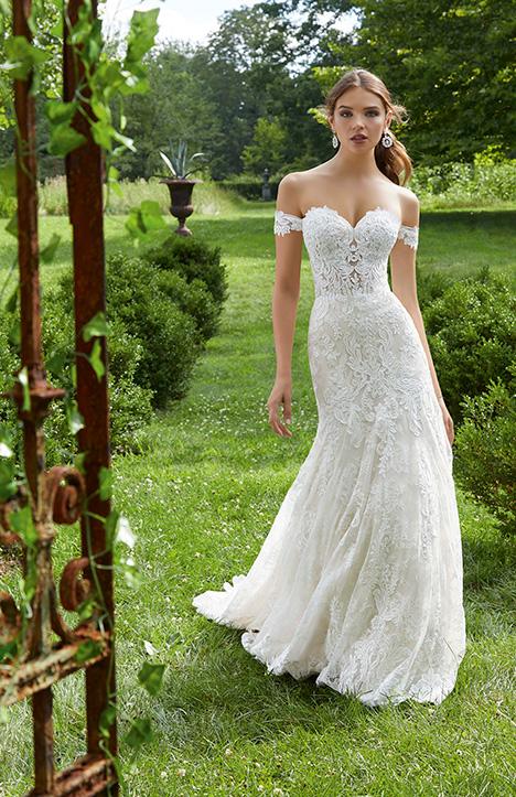 5714 Wedding                                          dress by Morilee Blu