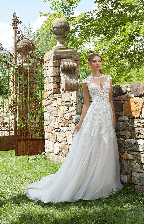 5715 Wedding                                          dress by Morilee Blu
