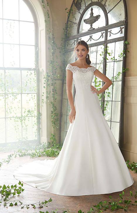 5717 Wedding                                          dress by Morilee Blu