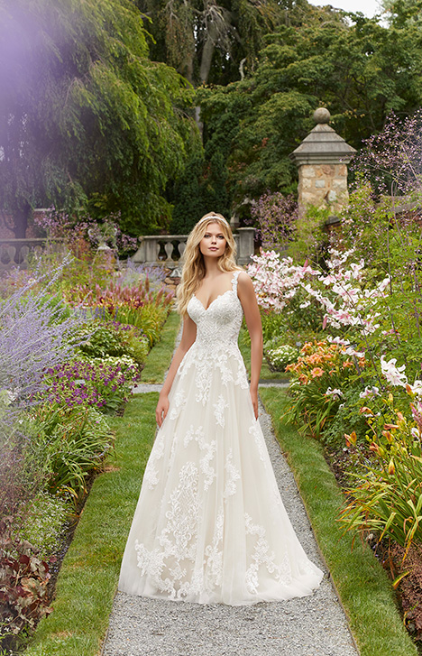 2020 Wedding                                          dress by Morilee Bridal