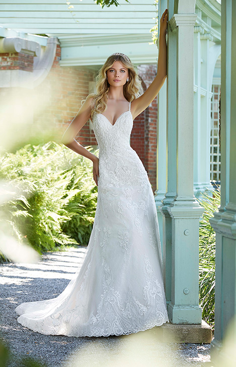 2023 Wedding                                          dress by Morilee Bridal