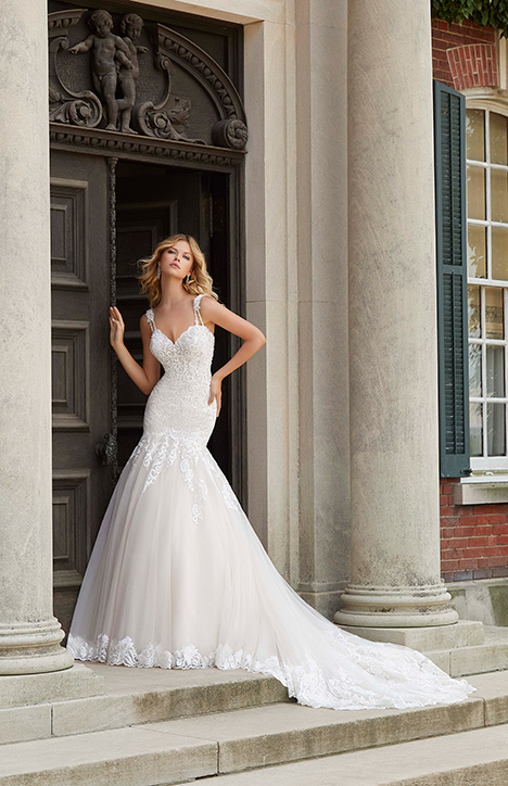 2024 Wedding                                          dress by Morilee Bridal