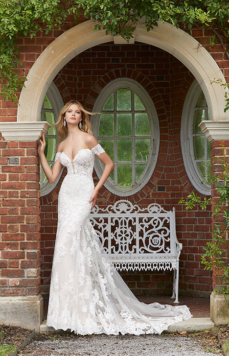 2026 Wedding                                          dress by Morilee Bridal
