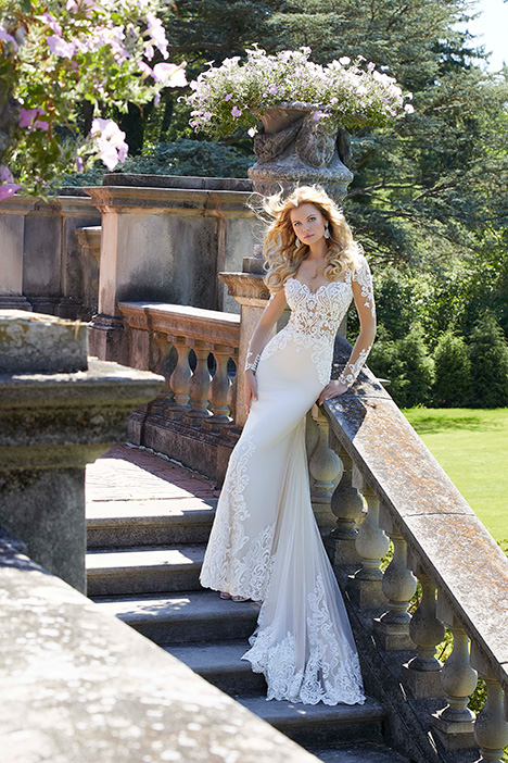 2027 Wedding                                          dress by Morilee Bridal