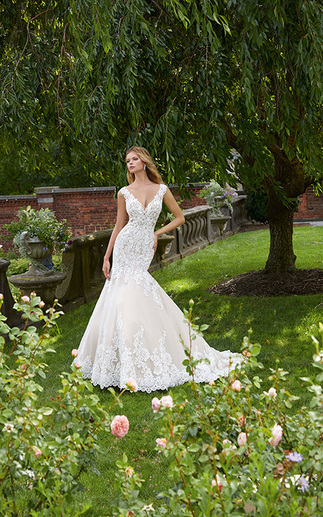 2031 Wedding                                          dress by Morilee Bridal