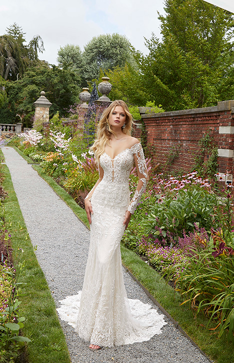2032 Wedding                                          dress by Morilee Bridal