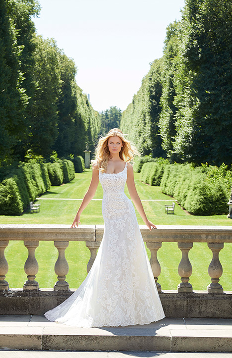 2035 Wedding                                          dress by Morilee Bridal