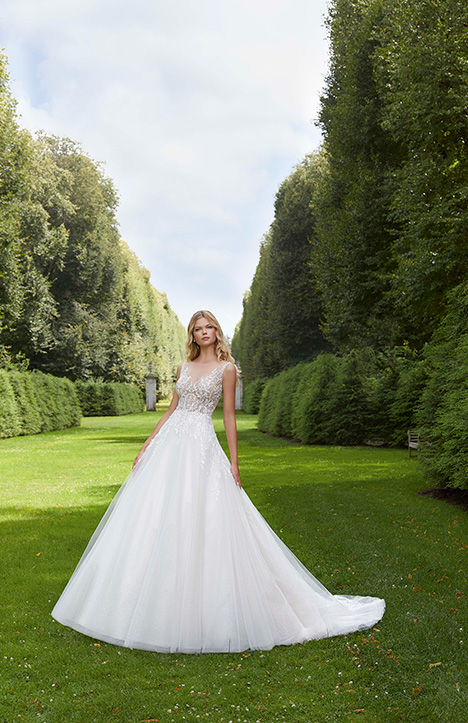 2037 Wedding                                          dress by Morilee Bridal