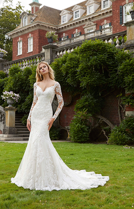 2040 Wedding                                          dress by Morilee Bridal