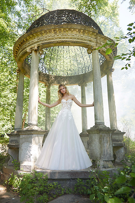 2044 Wedding                                          dress by Morilee Bridal