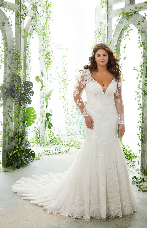 3251 Wedding                                          dress by Morilee Julietta