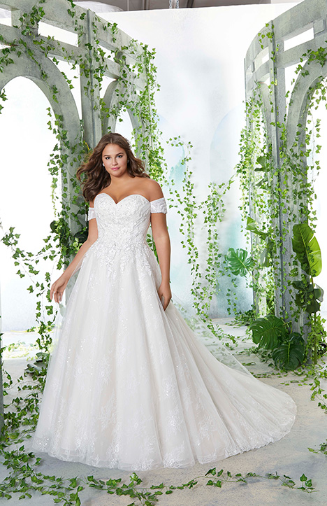 3252 Wedding                                          dress by Morilee Julietta