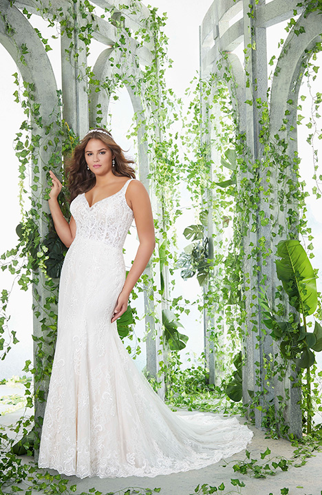 3253 Wedding                                          dress by Morilee Julietta