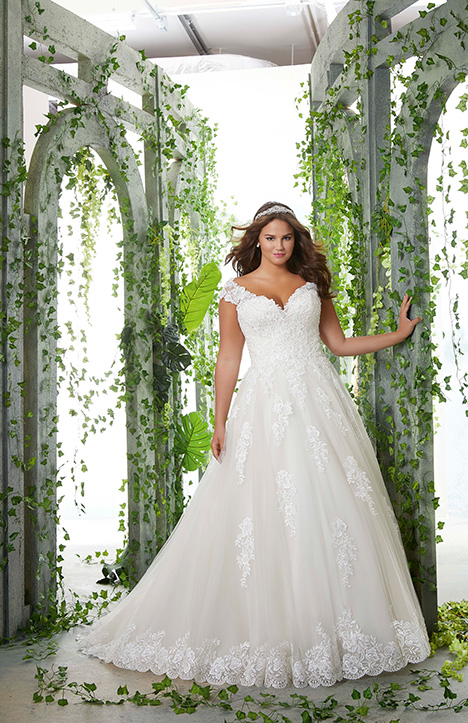 3254 Wedding                                          dress by Morilee Julietta