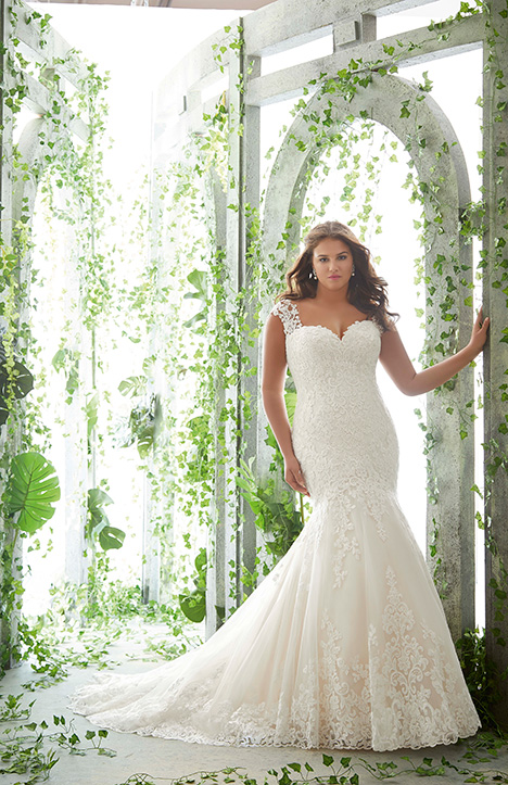 Style 3255 gown from the 2019 Morilee Julietta collection, as seen on dressfinder.ca