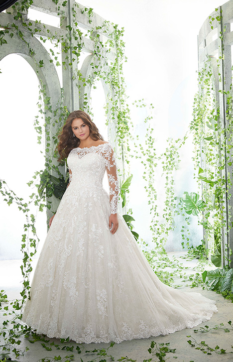 3258 Wedding                                          dress by Morilee Julietta