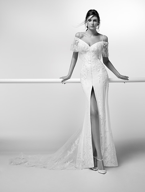 ARAB19636 Wedding                                          dress by Alessandra Rinaudo