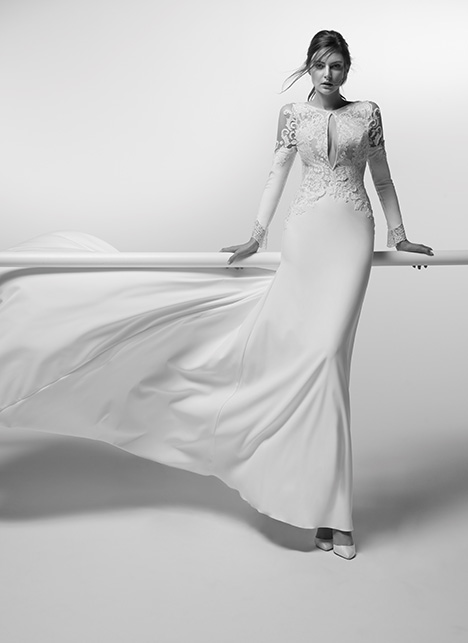 ARAB19721 Wedding                                          dress by Alessandra Rinaudo