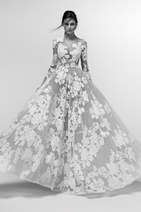 ARAB19761 Wedding dress by Alessandra Rinaudo