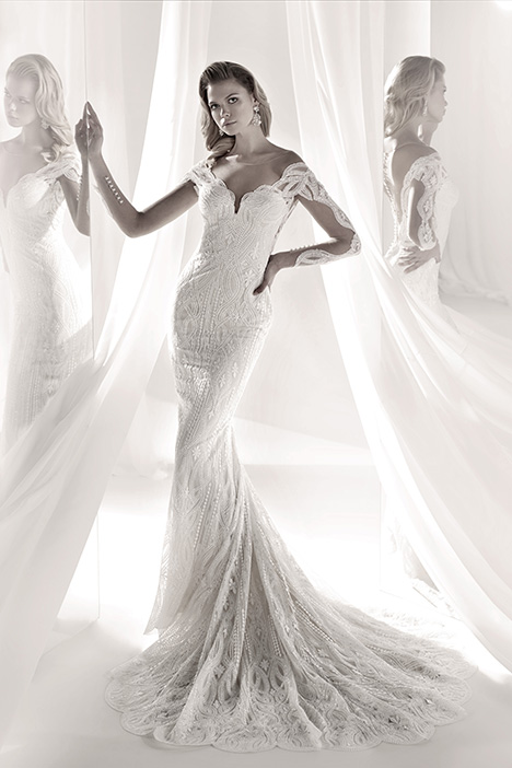 LXAB19001 Wedding                                          dress by Luxury