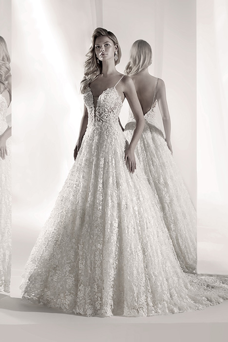 LXAB19003 gown from the 2019 Luxury collection, as seen on dressfinder.ca