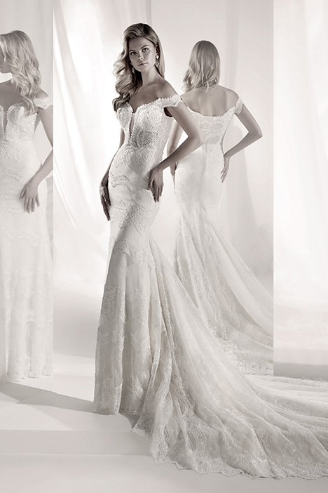 LXAB19004 Wedding                                          dress by Luxury