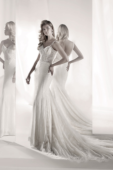 LXAB19005 Wedding                                          dress by Luxury