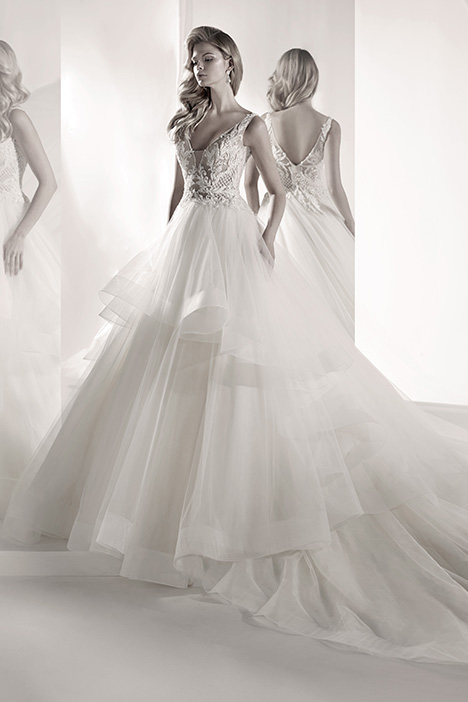 LXAB19007 Wedding                                          dress by Luxury