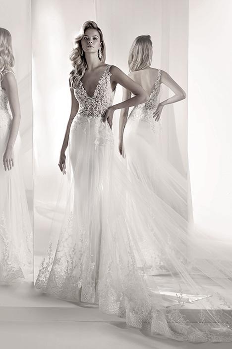 LXAB19009 Wedding                                          dress by Luxury