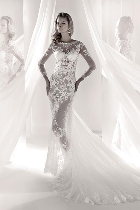 LXAB19010 Wedding dress by Luxury