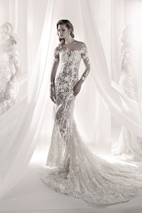 LXAB19011 Wedding                                          dress by Luxury