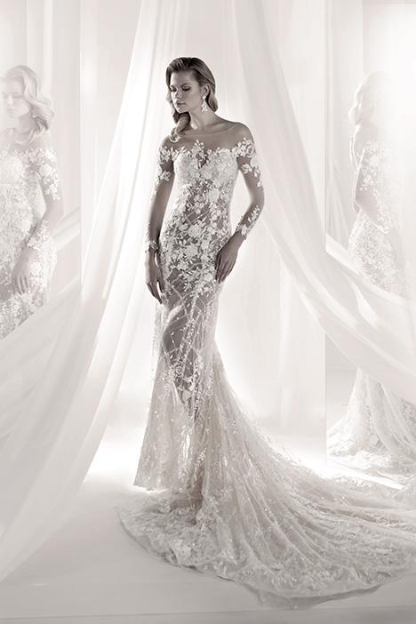 LXAB19011 Wedding dress by Luxury