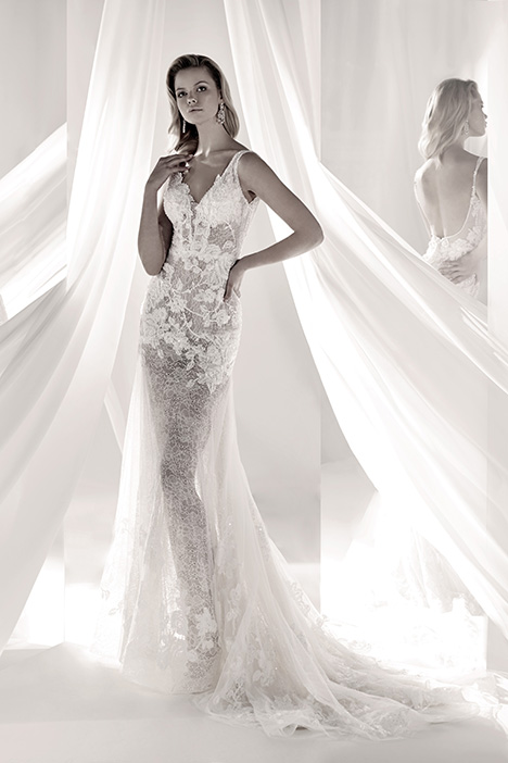 LXAB19012 Wedding                                          dress by Luxury