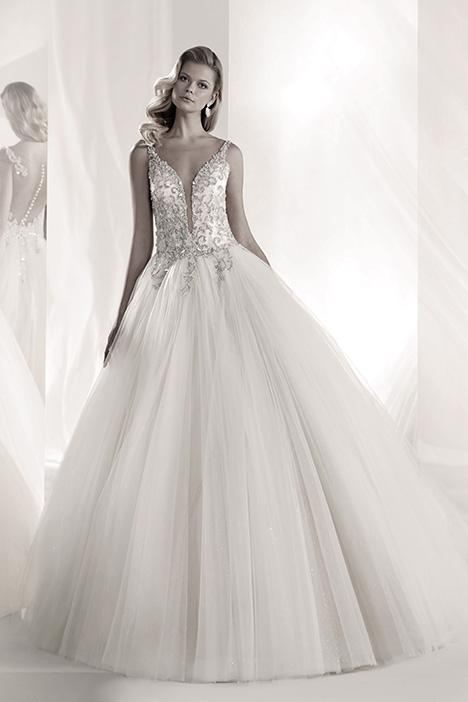 LXAB19014 Wedding dress by Luxury