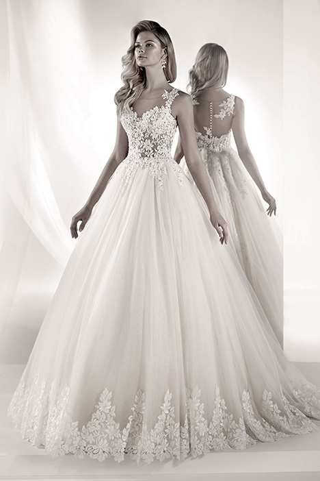 LXAB19016 Wedding                                          dress by Luxury